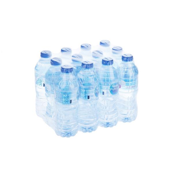آب آشامیدنی نستله سری پیور لایف - 0.5 لیتر بسته 12 عددی