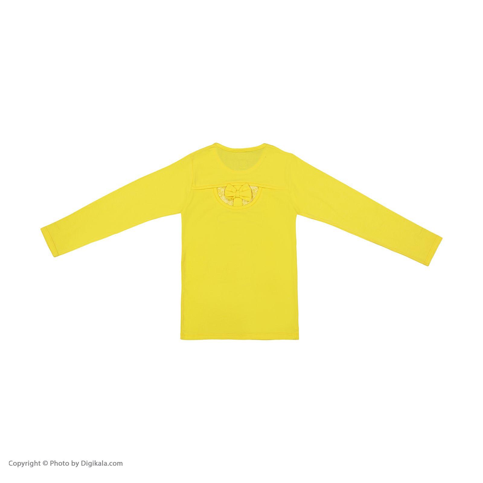 تی شرت دخترانه سون پون مدل 1391355-19 -  - 4