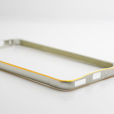 بامپر مدل Hf مناسب برای گوشی موبایل سامسونگ Galaxy Alpha / G850 به همراه محافظ صفحه نمایش مدل SD