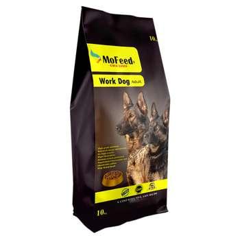 غذای خشک سگ مفید مدل TEH-WORK ADULT وزن 10 کیلوگرم