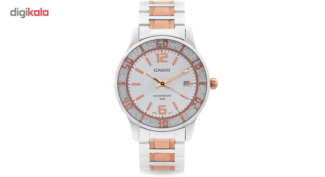 ساعت  زنانه کاسیو مدل LTP-1359RG-7AVDF