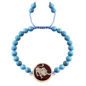 دستبند طلا 18 عیار مرجان مدل0557