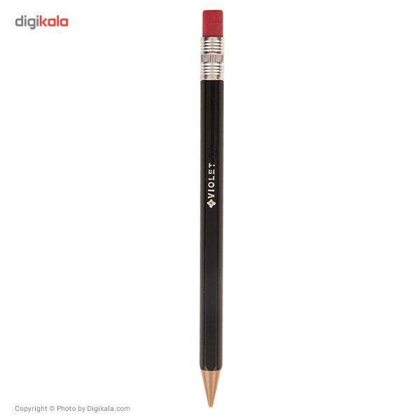 مداد نوکی 0.5 میلی متری ویولت کد 001 main 1 2