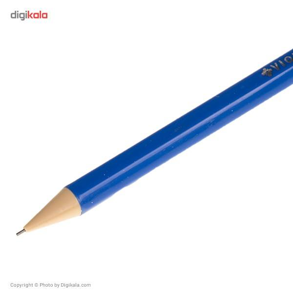 مداد نوکی 0.5 میلی متری ویولت کد 001 main 1 5