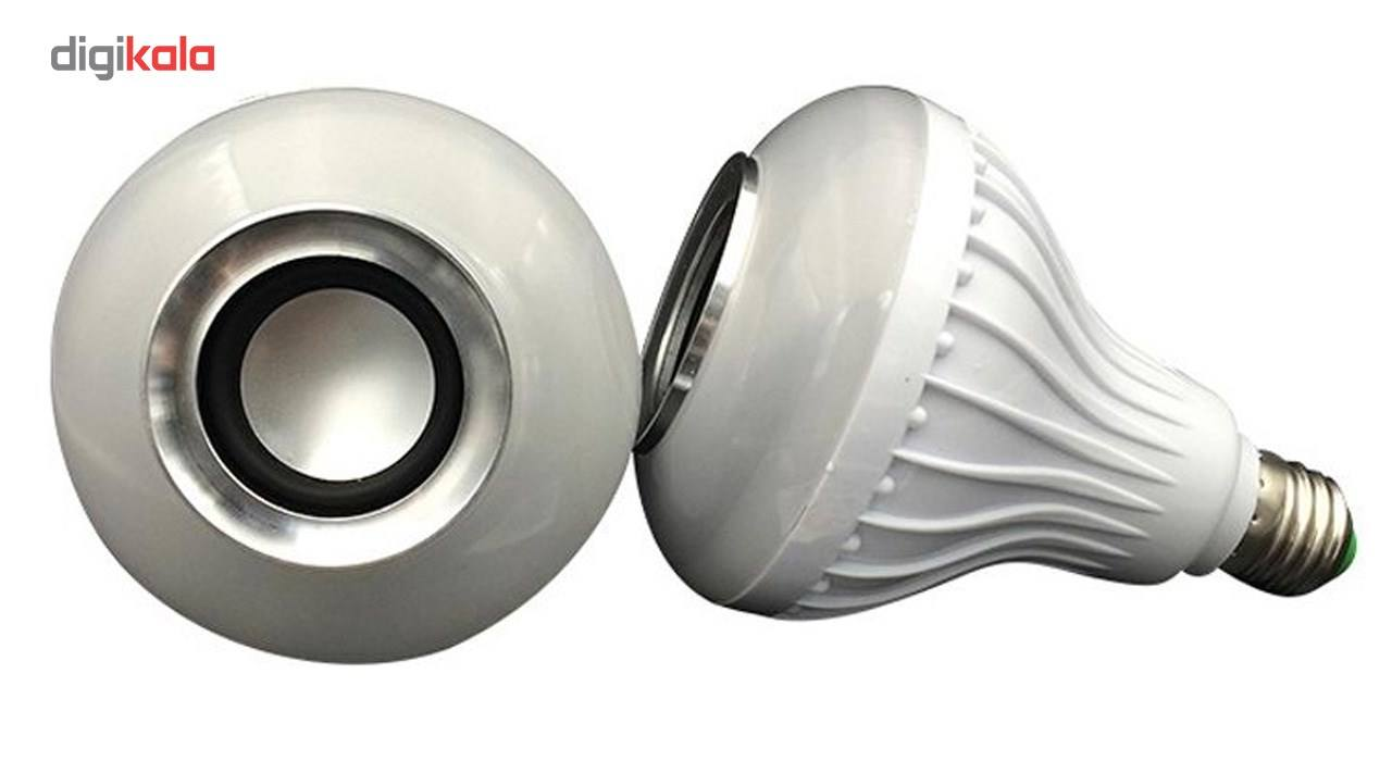 لامپ هوشمند و اسپیکر بلوتوث شانگدا کد SD-YYQP-2002  main 1 2