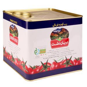رب گوجه فرنگی دریان دشت - 9000 گرم