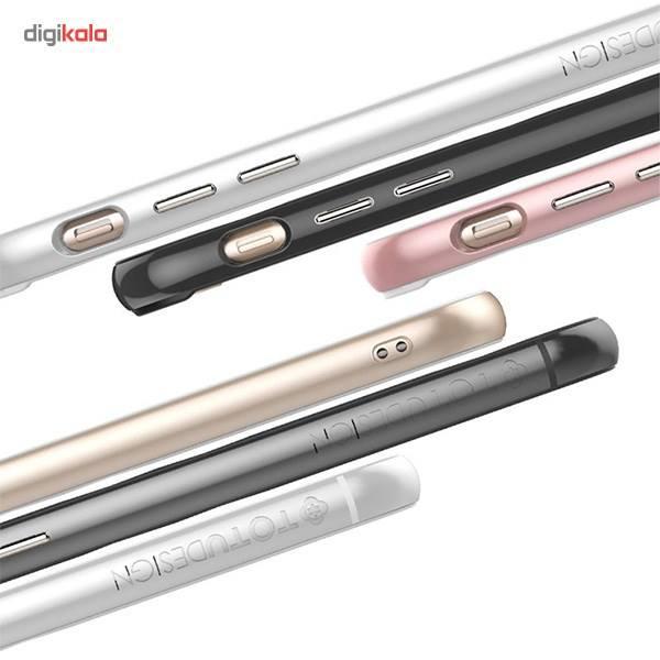 بامپر توتو مدل Evoque مناسب برای گوشی موبایل آیفون 7 پلاس main 1 4