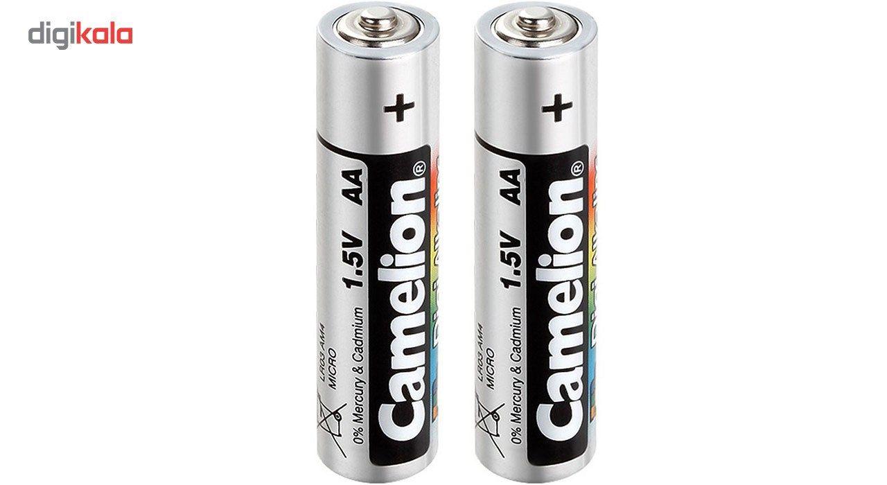 باتری قلمی کملیون مدل Digi Alkaline LR6 AM3 مجموعه 10 عددی main 1 2