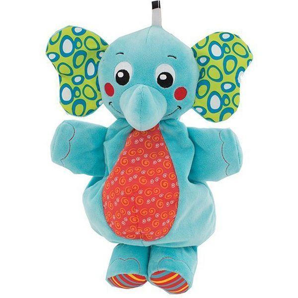 آویز موزیکال پلی گرو مدل Musical Pullstring Elephant