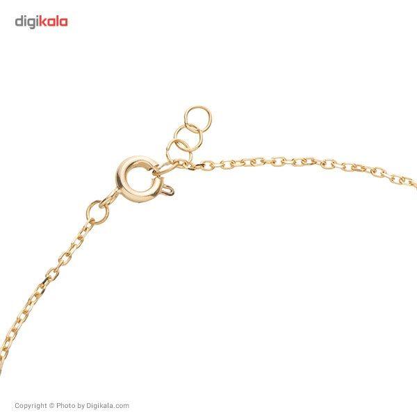 پابند طلا 18 عیار ماهک مدل MA0063 - مایا ماهک -  - 1