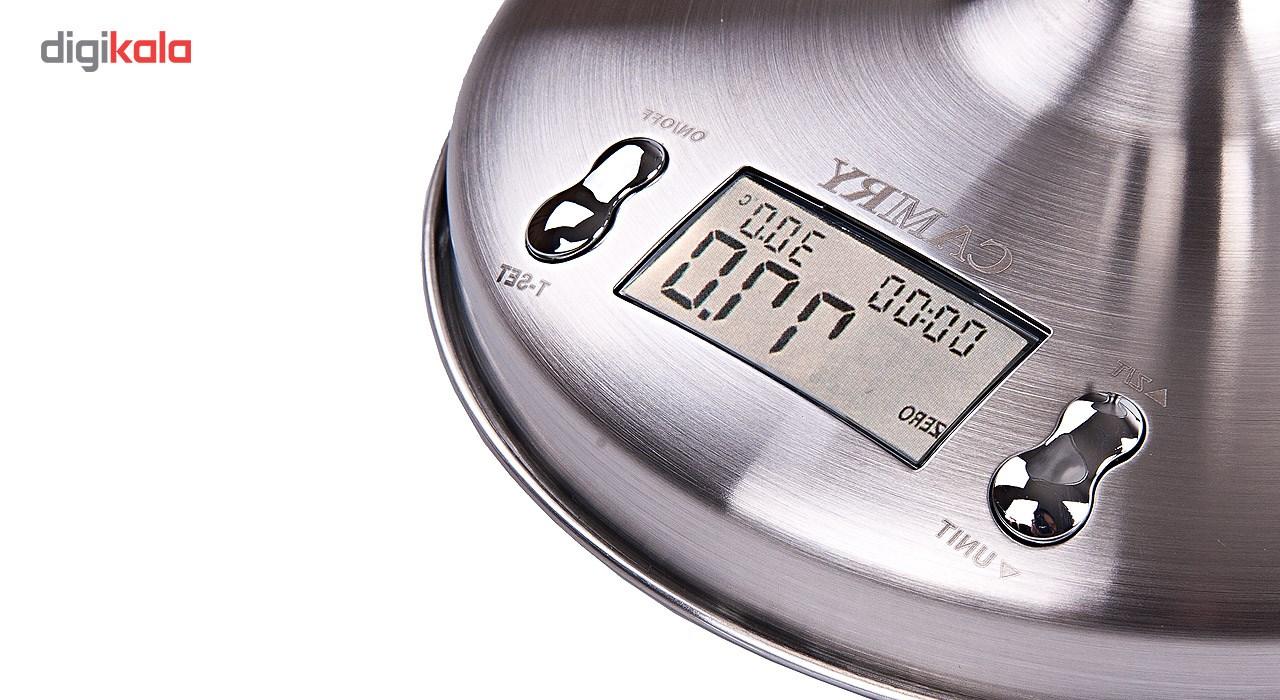 ترازو آشپزخانه کمری مدل 4252