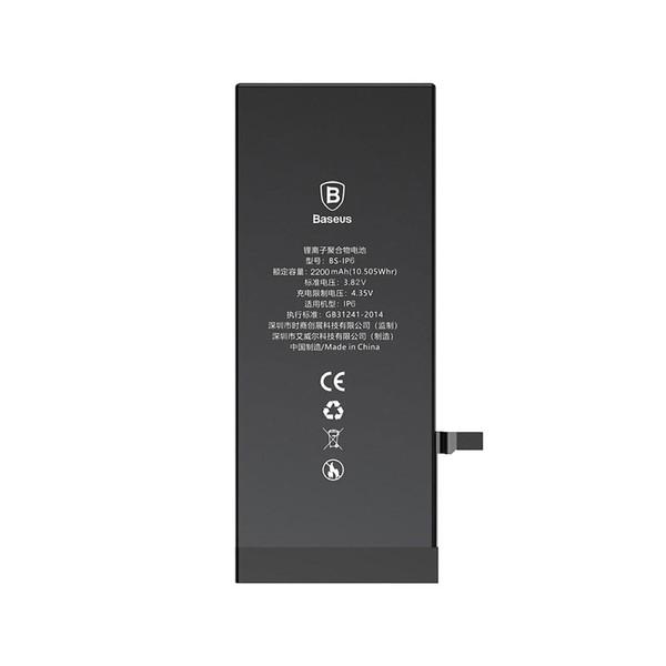 باتری موبایل باسئوس مدل ACCB-BIP6 ظرفیت 2200 میلی آمپر ساعت مناسب برای گوشی موبایل اپل iPhone 6