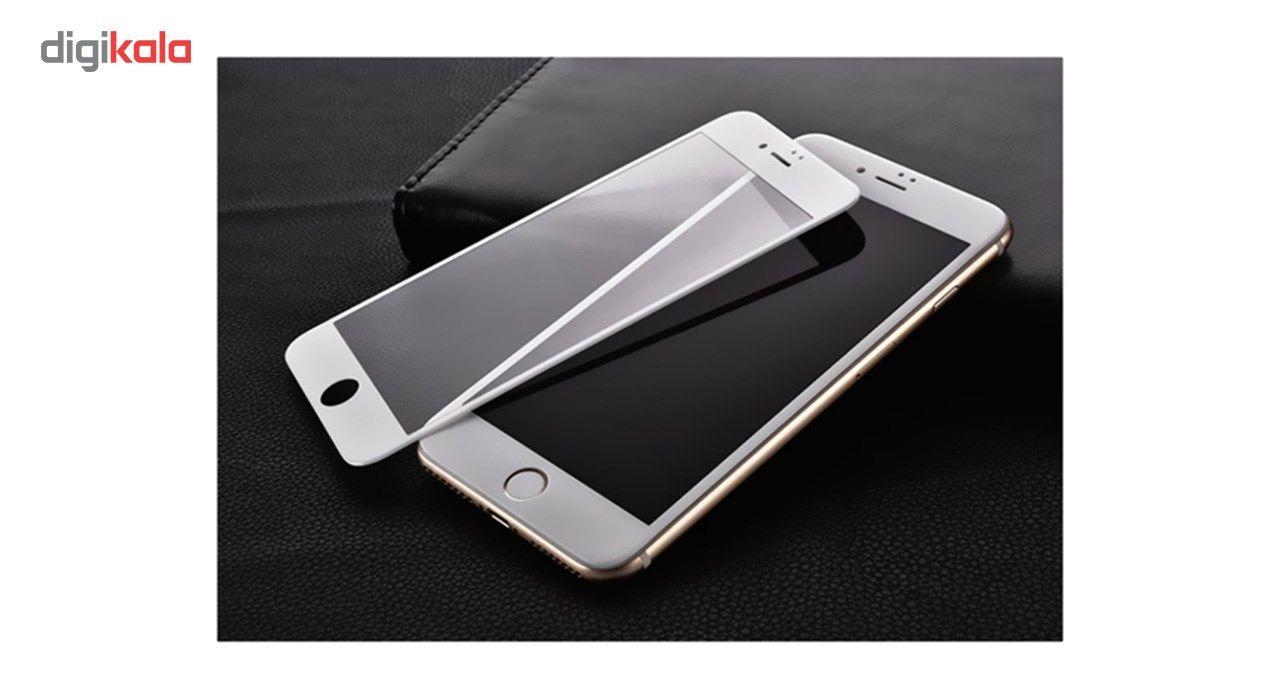 محافظ صفحه نمایش شیشه ای کوالا مدل Full Cover مناسب برای گوشی موبایل اپل آیفون8 main 1 3