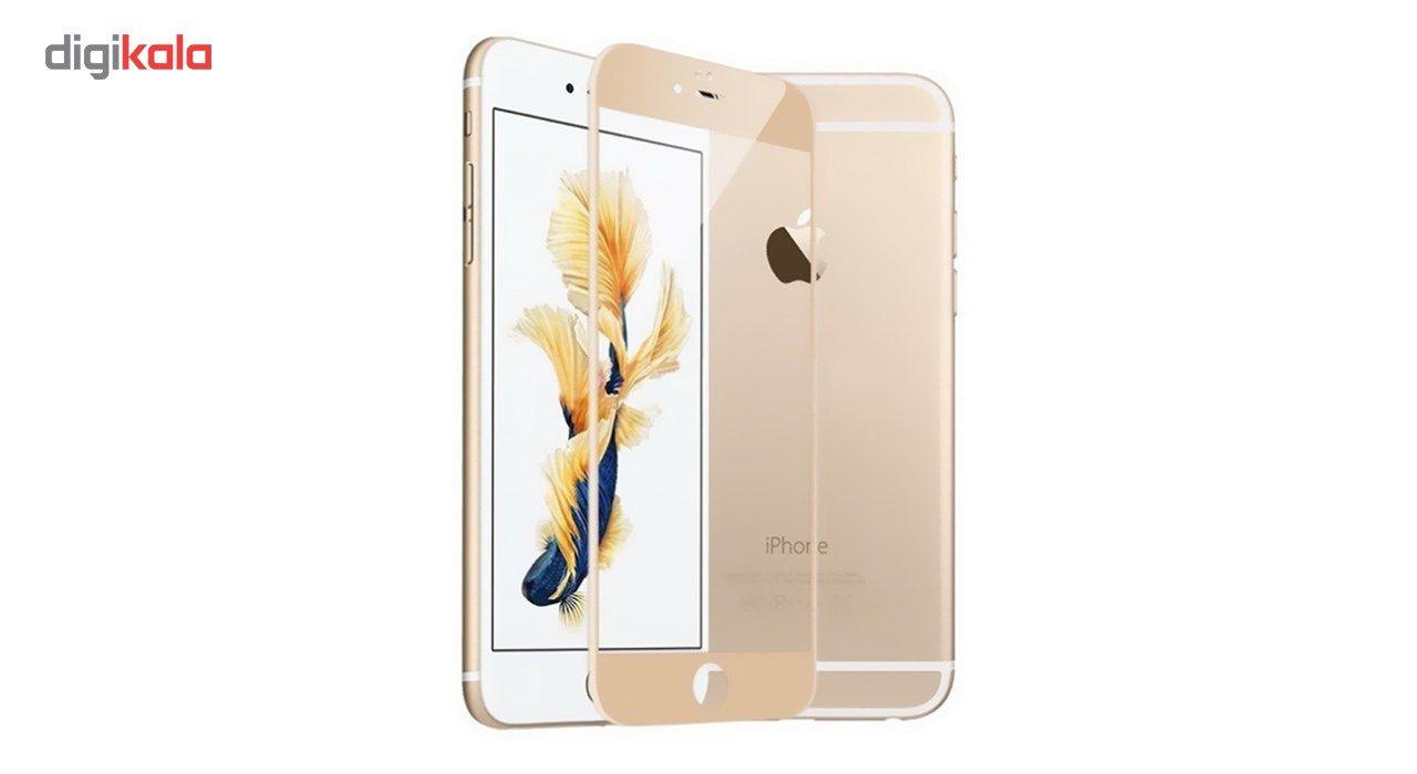 محافظ صفحه نمایش شیشه ای کوالا مدل Full Cover مناسب برای گوشی موبایل اپل آیفون8 main 1 4