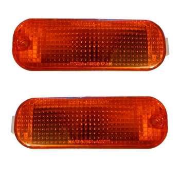 چراغ راهنما زیر سپر مدل JT123 N مناسب برای پراید بسته 2 عددی