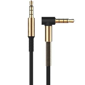 کابل انتقال صدا 3.5 میلی متری جی روم مدل JR-S600 به طول 1 متر