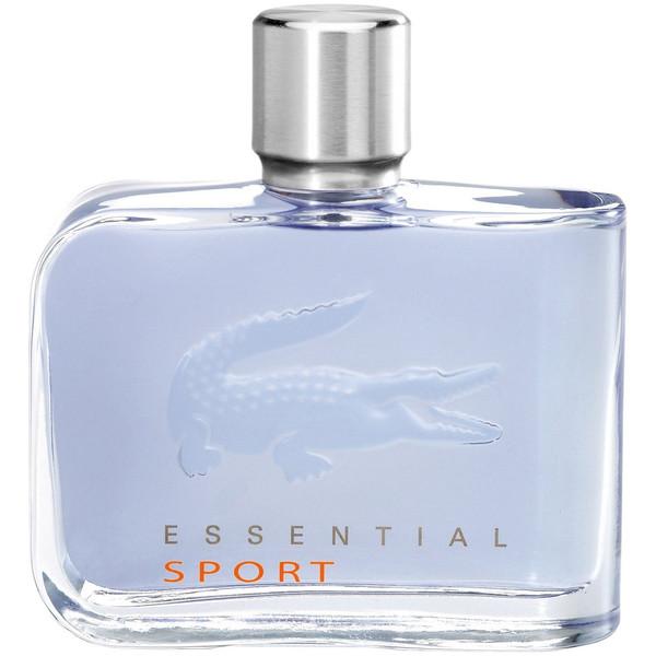 ادو تویلت مردانه لاگوست مدل Essential Sport حجم 125 میلی لیتر