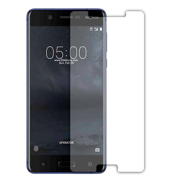 محافظ صفحه نمایش شیشه ای مدل Tempered مناسب برای گوشی موبایل نوکیا 5