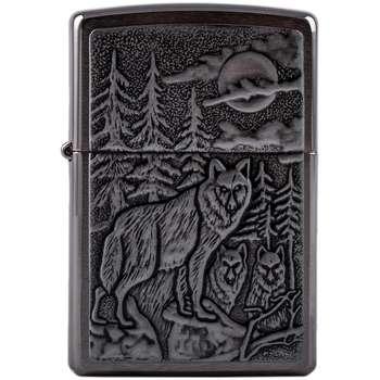 فندک زیپو مدل Timberwolves کد 20855
