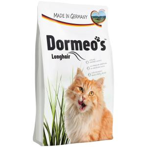 غذای خشک گربه هپی کت دورمئو مدل امگا 3 و 6 وزن 10 کیلوگرم