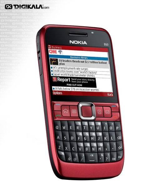گوشی موبایل نوکیا ای 63