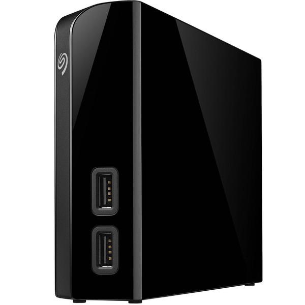 هارد دیسک اکسترنال سیگیت مدل Backup Plus Hub Desktop ظرفیت 4 ترابایت