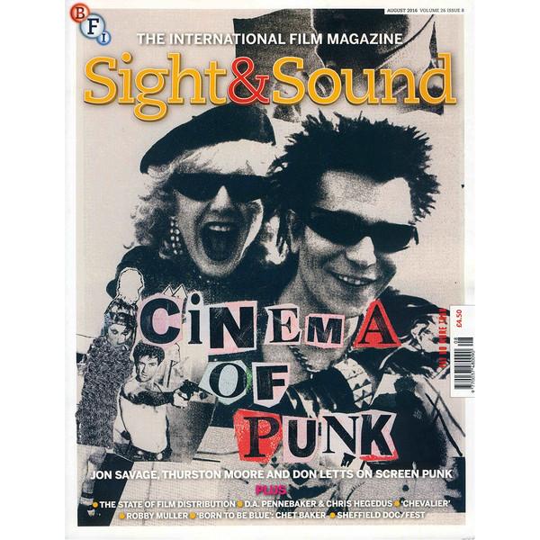 مجله Sight & Sound - آگوست 2016