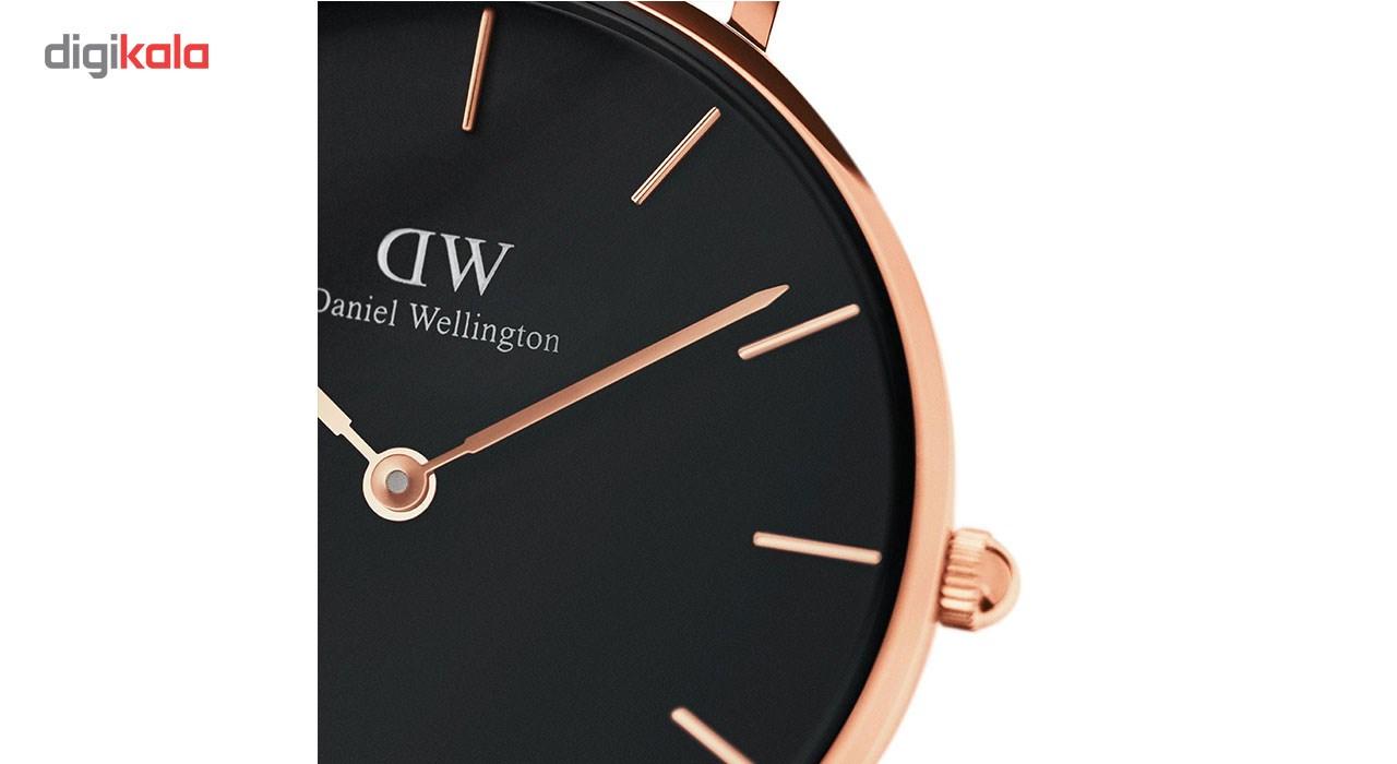 ساعت مچی عقربه ای زنانه دنیل ولینگتون مدل DW00100165              خرید (⭐️⭐️⭐️)
