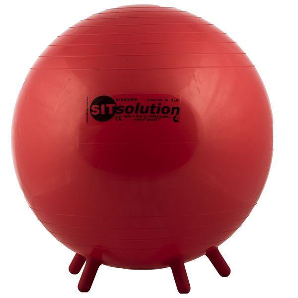 توپ بدنسازی لدراگوما مدل Sit Solution با قطر 55 سانتیمتر