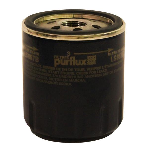 فیلتر روغن خودروی پرفلاکس مدل LS867B مناسب برای سمند
