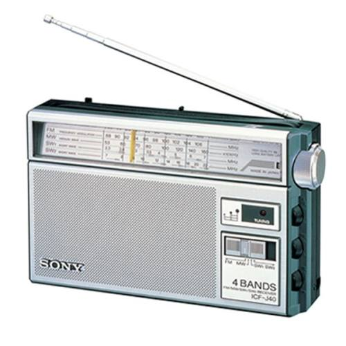 رادیو ترانزیستوری سونی ICF-J40