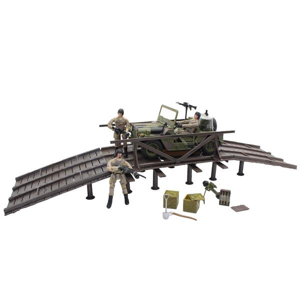اکشن فیگور ام اند سی مدل Expeditionary Unit 77075