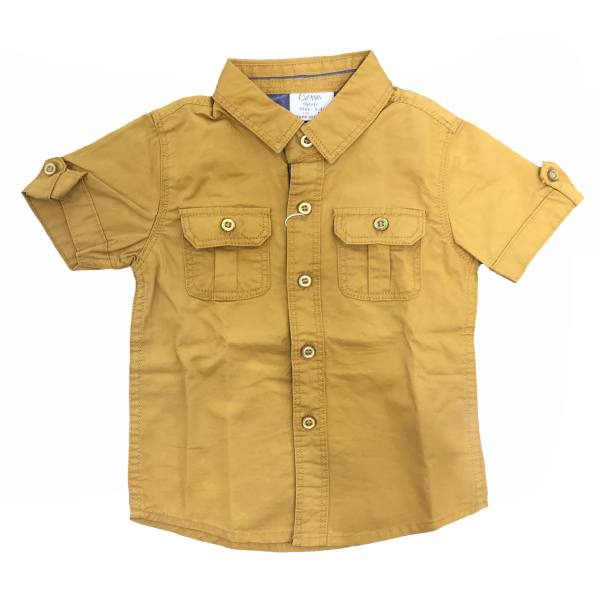 پیراهن پسرانه مدل فیبو کد 254698h5