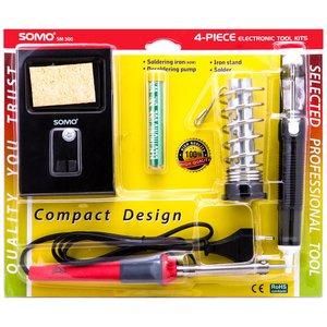 مجموعه 4 عددی تجهیزات الکترونیکی سومو مدل SM 300