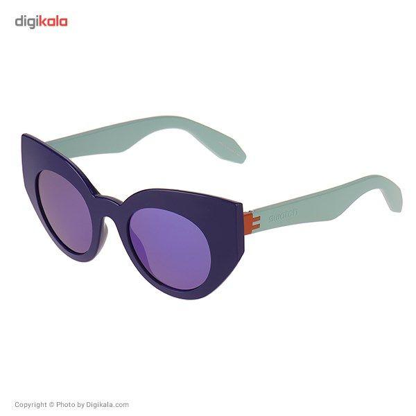 عینک آفتابی سواچ مدل SES03WMV004 -  - 3