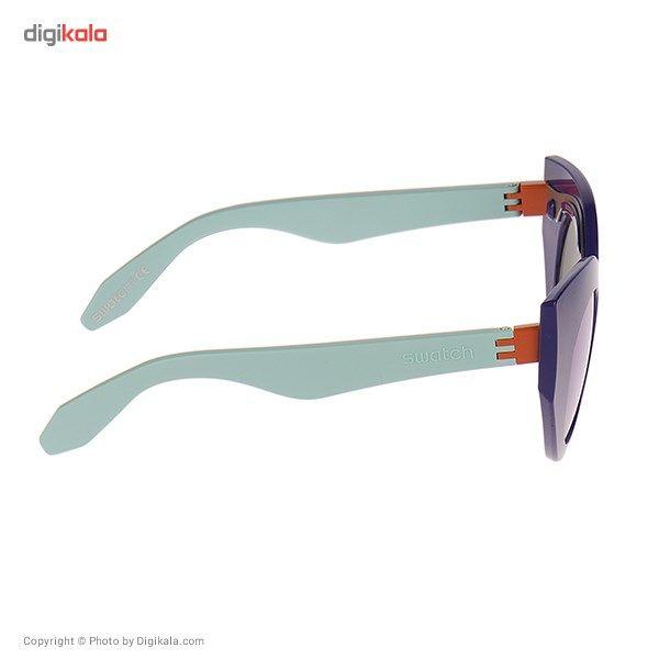 عینک آفتابی سواچ مدل SES03WMV004 -  - 4