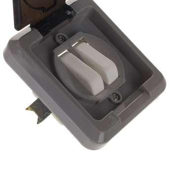 کلید دوپل خیام الکتریک مدل Water Resident Built In بسته 10 عددی