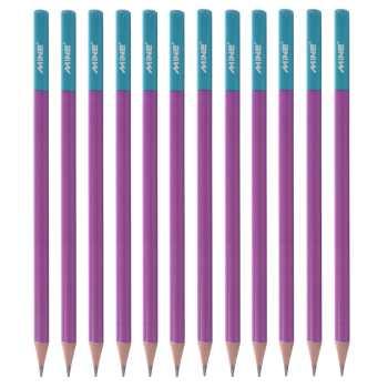 مداد مشکی ماین مدل تویین - بسته 12 عددی