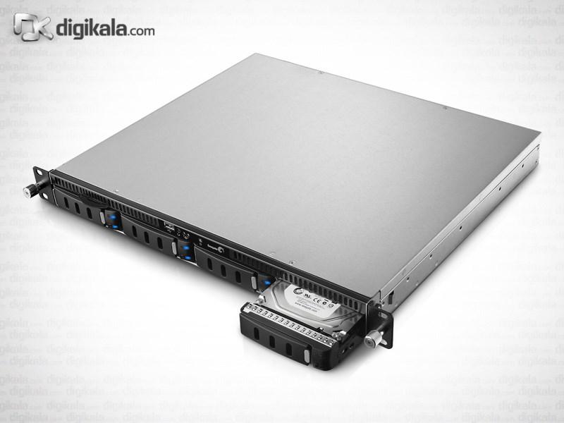ذخیره ساز تحت شبکه 4Bay سیگیت مدل بیزینس استوریج رکمونت ظرفیت 12 ترابایت