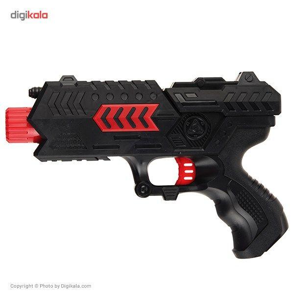 تفنگ اسباب بازی اسالت مدل2In1 Function  Assault 2 In 1 Function Gun Toy