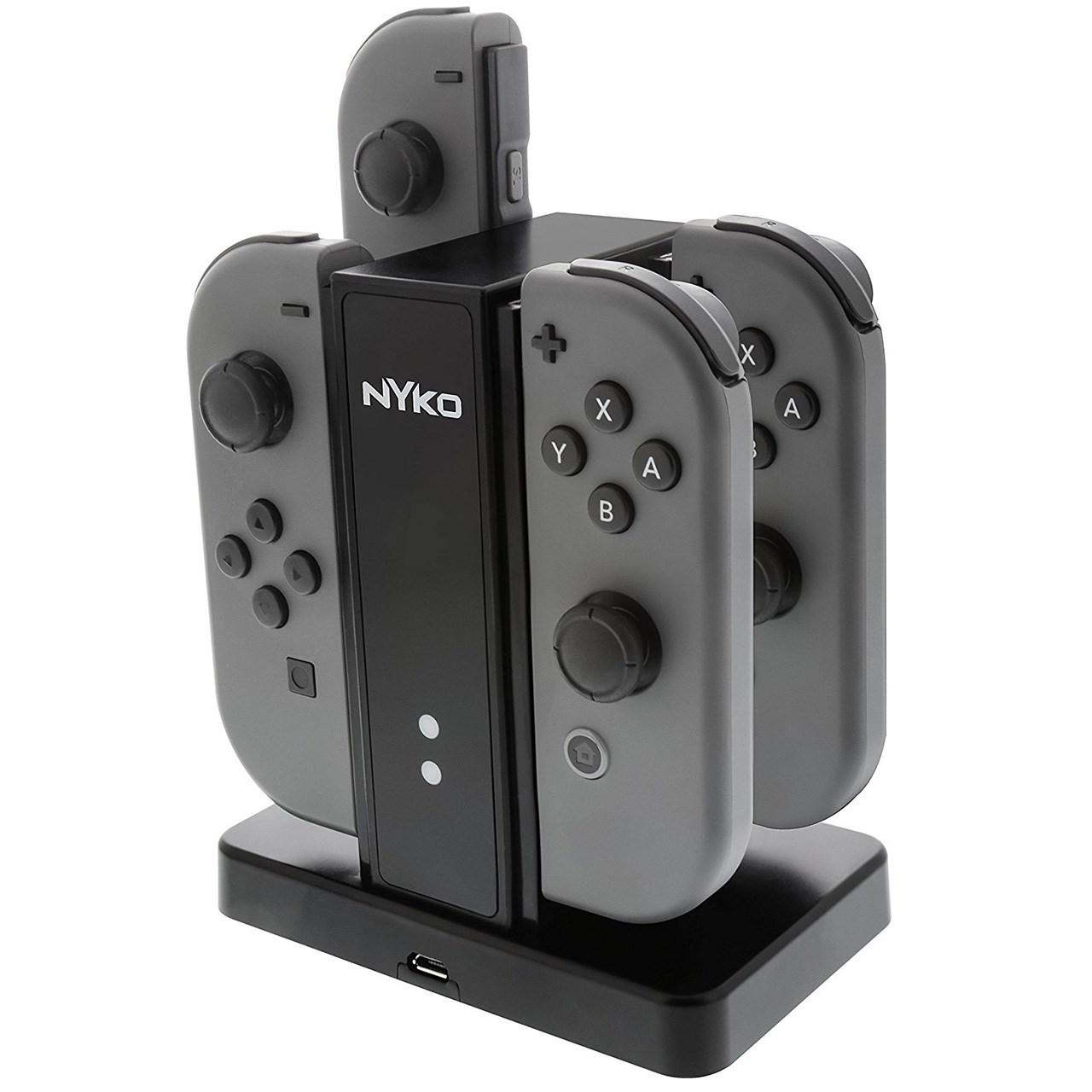 پایه شارژ دسته نایکو مدلNintendo Switch Joy-Con