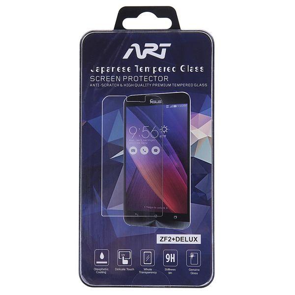 محافظ صفحه نمایش شیشه ای ایسوس مناسب برای گوشی موبایل ایسوس Zenfone 2 Plus Deluxe