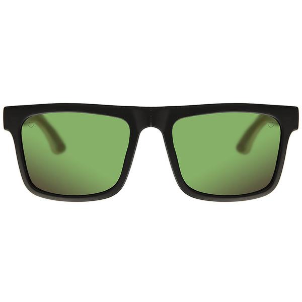 عینک آفتابی اسپای سری The Fold مدل SMU Matte Black Happy Bronze W-Green Spectra