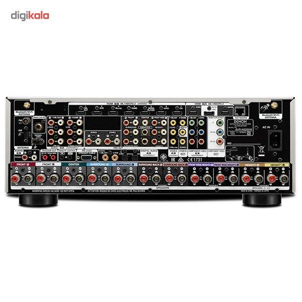 گیرنده صوتی و تصویری دنون مدل AVR-X6200W