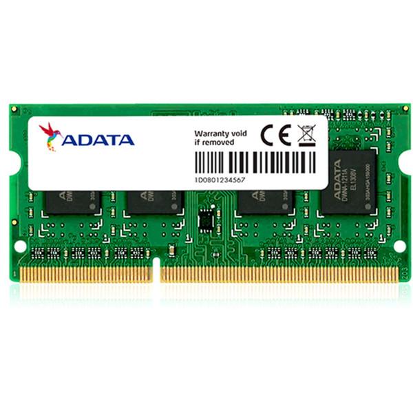 رم لپ تاپ ای دیتا مدل DDR3L 1600 ظرفیت 8 گیگابایت