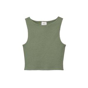 تاپ زنانه کوی مدل 390 رنگ سبز