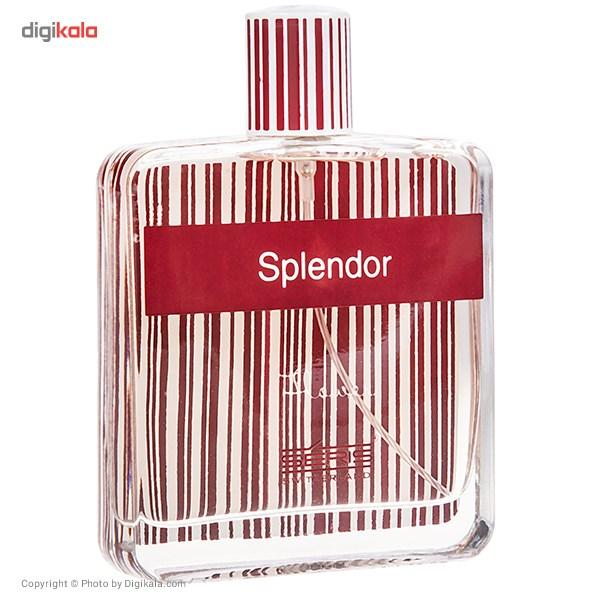 خرید اینترنتی ادو پرفیوم مردانه سریس مدل Splendor Flower حجم 100 میلی لیتر اورجینال