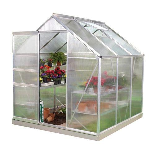 گلخانه پیش ساخته خانه سبز مدل وستا D33
