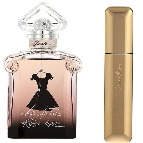 ست ادو پرفیوم زنانه گرلن مدل La Petite Robe Noire حجم 50 میلی لیتر