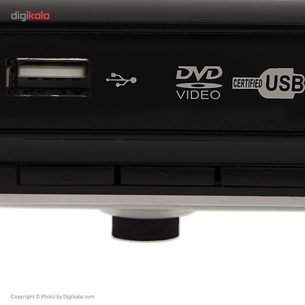 پخش کننده دی وی دی  مارشال مدل MIX ME-5024
